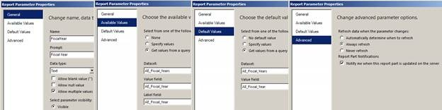 Reports in SSRS with Multi Value Parameters and NULL Values - Integent