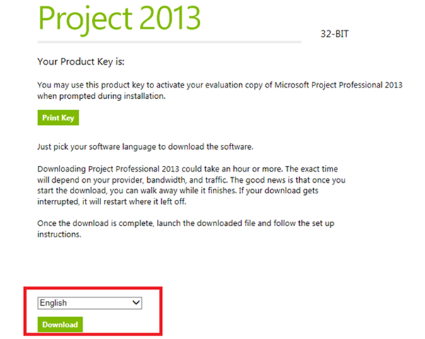 Microsoft project 2010 free trial product key | Microsoft