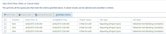 Deleting A Risk Or Issue Default Field In Microsoft Project Online Or Microsoft Project Server Integent