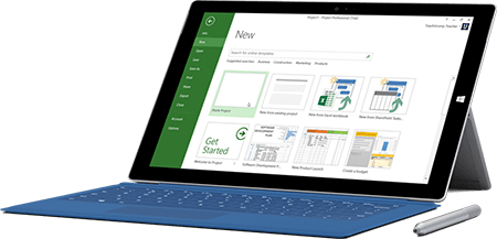 microsoft Project 2016 Online Training